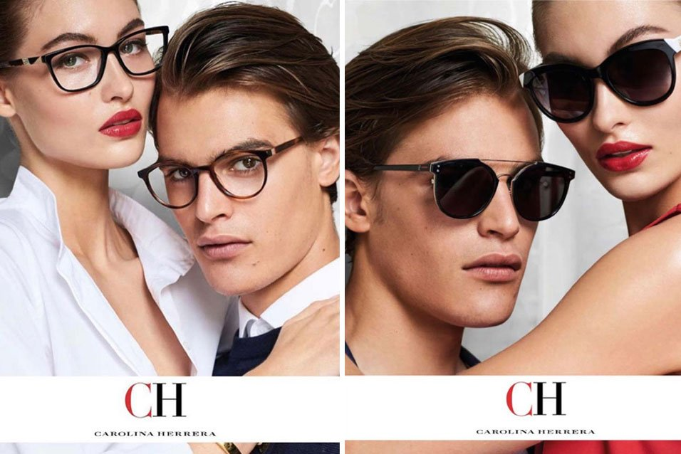 Carlolina Herrera glasses